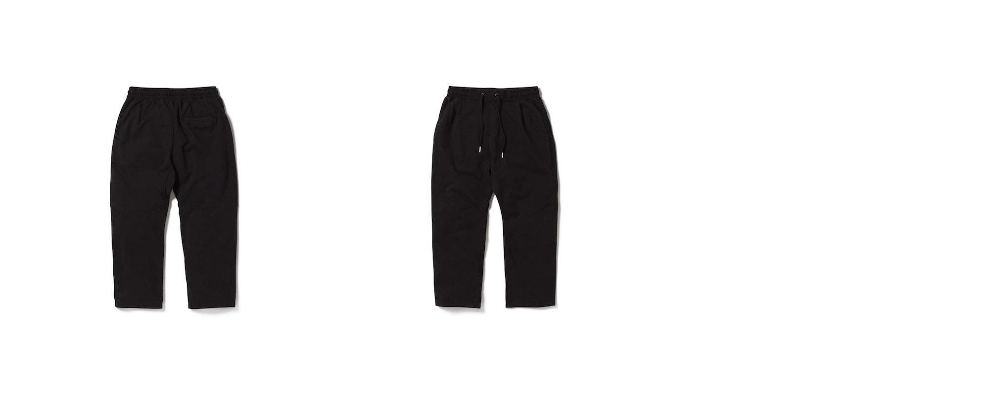 Crop Pants Black