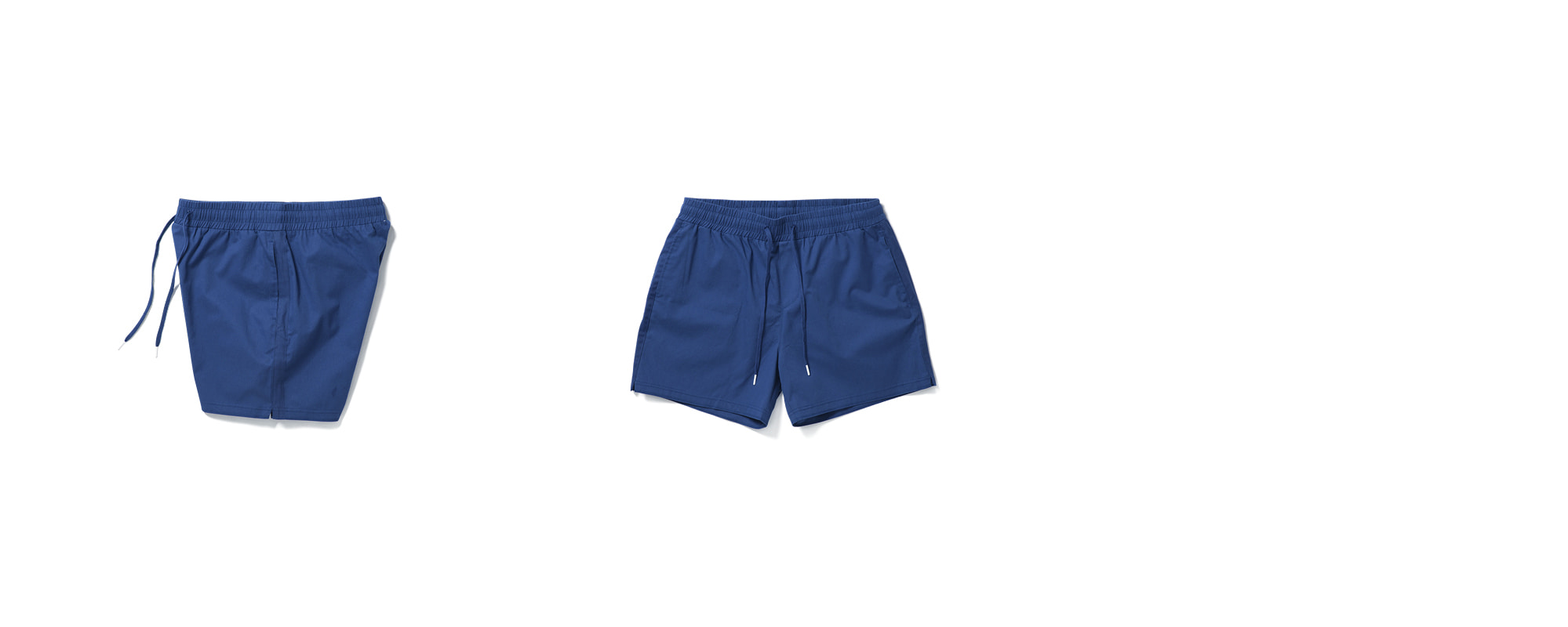 Double Shorts Blue