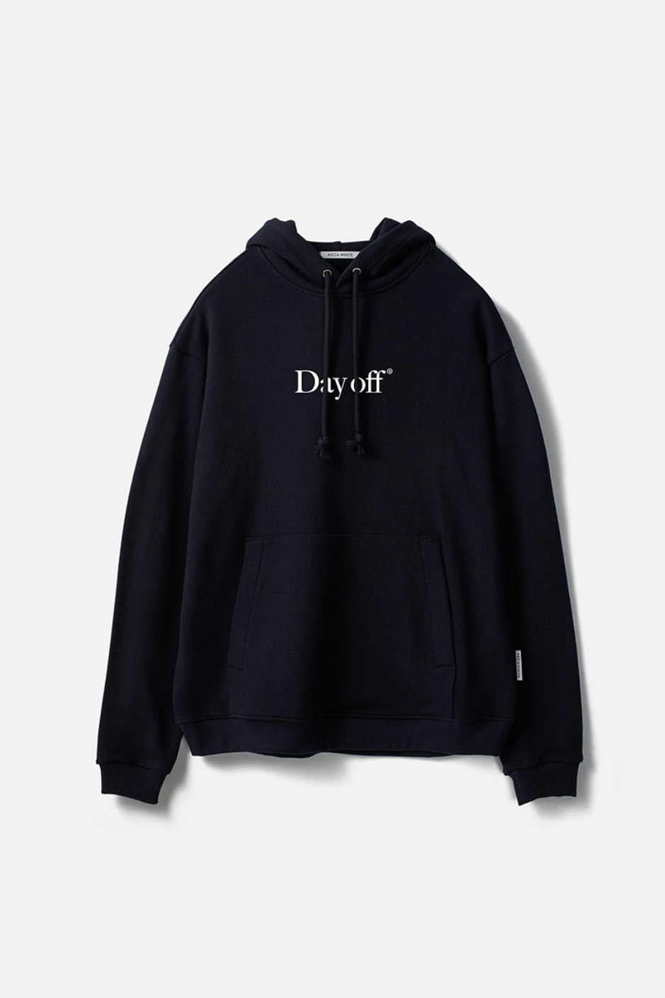 DAY OFF PULLOVER HOODIE-NAVY