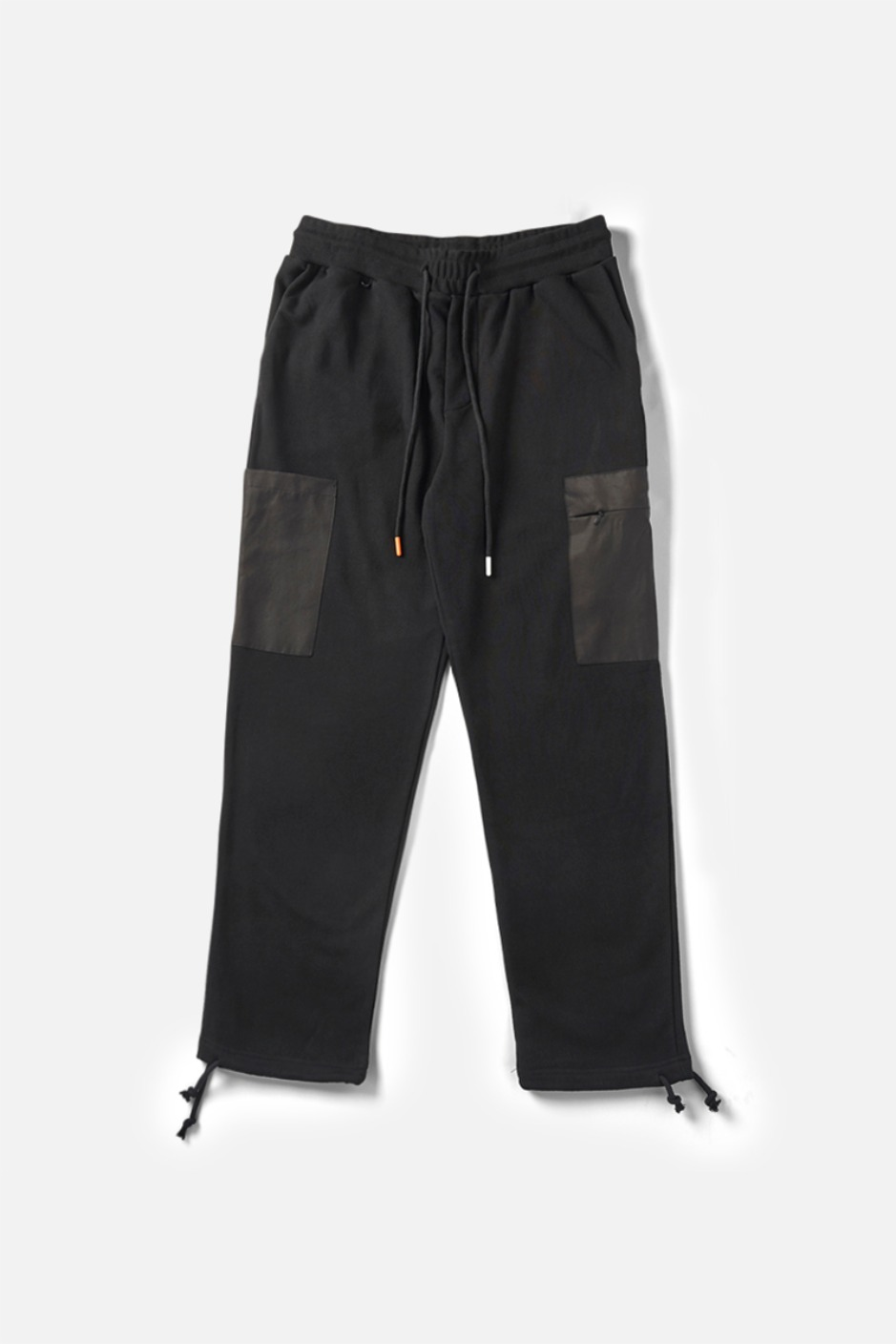 RAWROW X AECA WHITE CARGO PANTS-BLACK