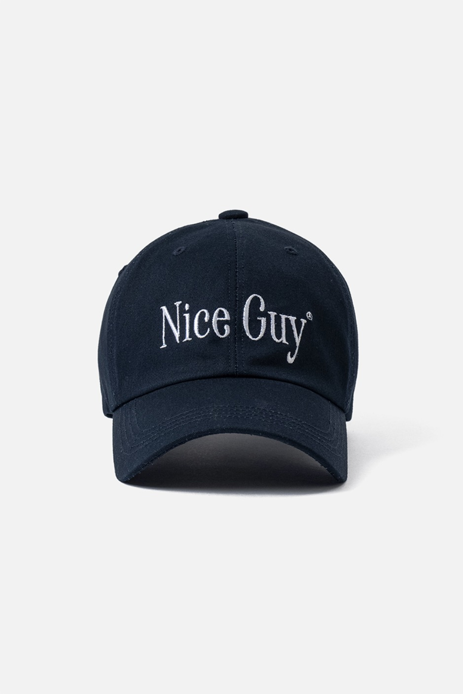 NICE GUY CAP-NAVY