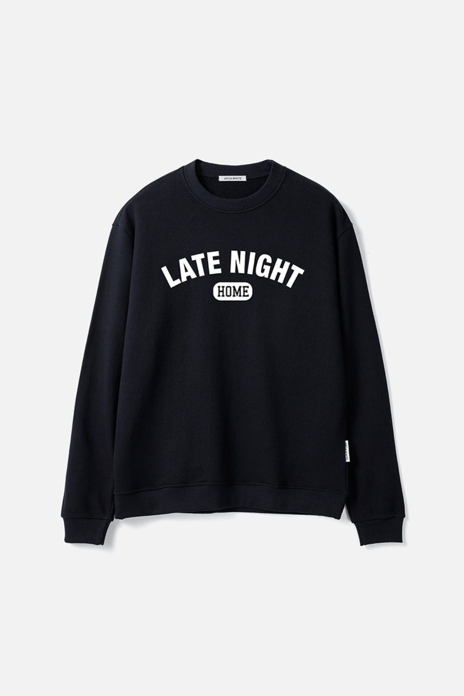 LATE NIGHT SWEATSHIRT-NAVY
